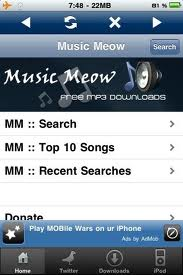 music meow