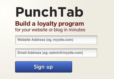 Punch Tab