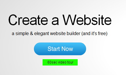 Create Free Websites Online