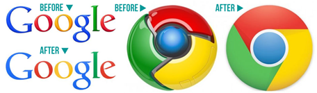 google-before-after